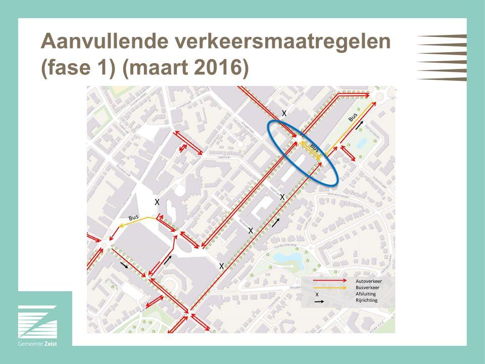 Aanvullende verkeersmaatregelen (fase 2) (zomer 2016) College heeft op 08-03 kennis genomen van effectieve verkeersmaatregelen om sluipverkeer door de wijk te voorkomen.