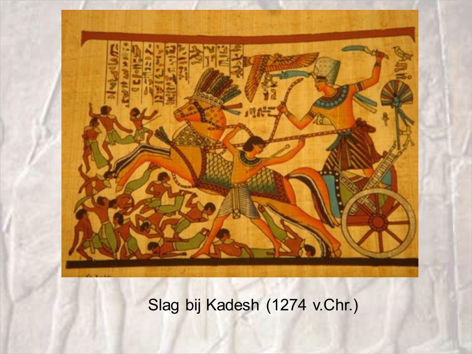 Slag bij Kadesh (1274 v.Chr.)