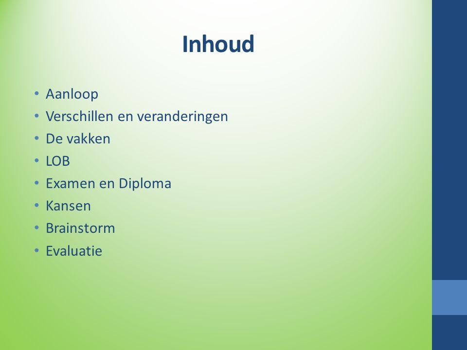Examen Examen: Algemene vakken  SE (+ CSE) Profielvakken  (SE +) CSPE Keuzevakken  SE Wat telt.