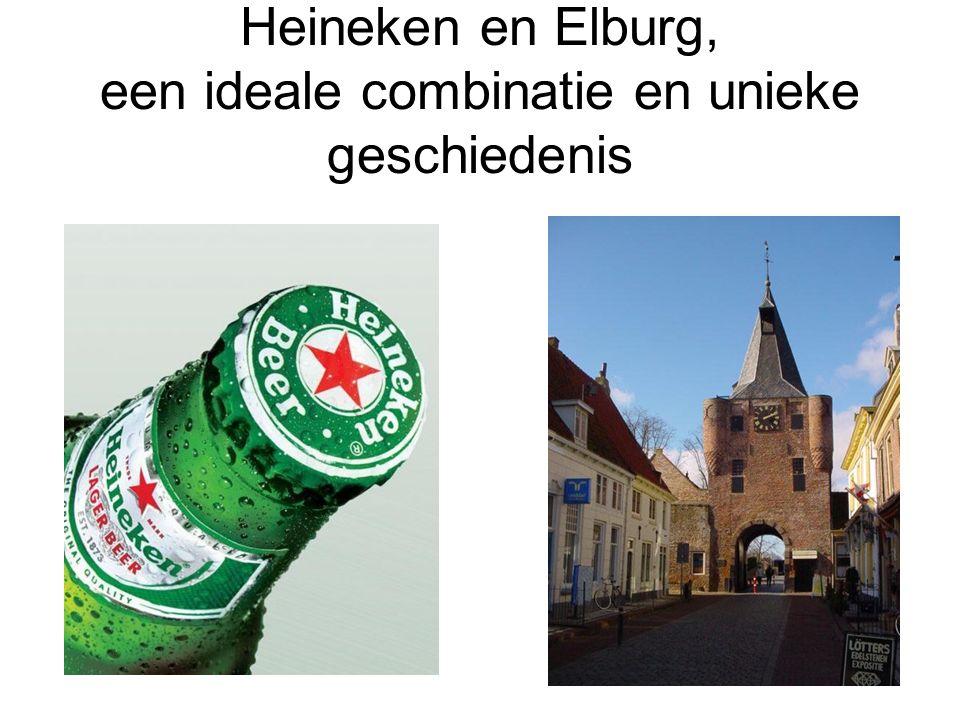 Heineken en Elburg, een ideale combinatie en unieke geschiedenis
