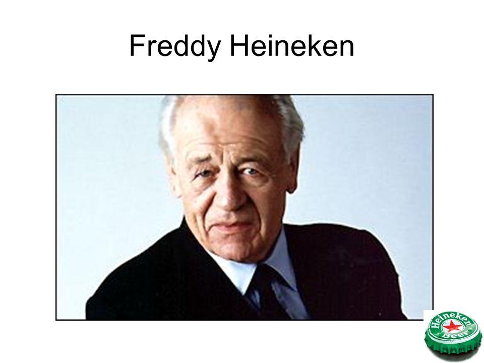 Geboren in 1923 Trad in dienst bij Heineken in 1941 als verkoper bij de amerikaanse importeur van Heineken Bier Directeur van Heineken Nederland en oprichter van Heineken Holding Mede bekend vanwege zijn ontvoering in 1983.