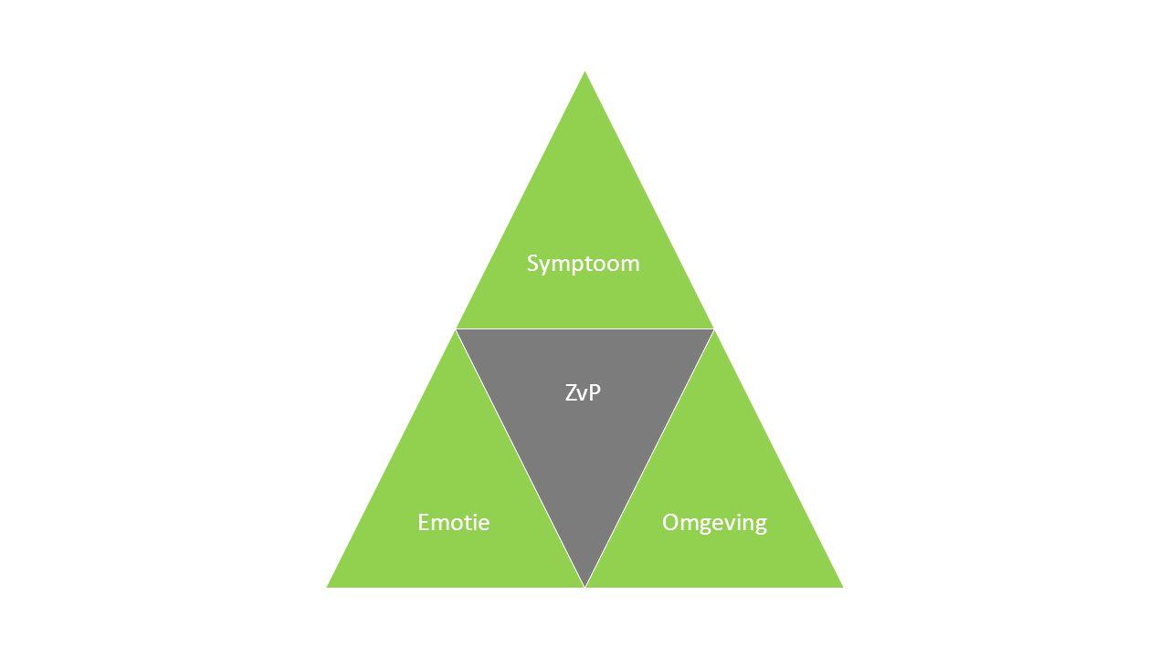 SymptoomEmotie ZvP Omgeving