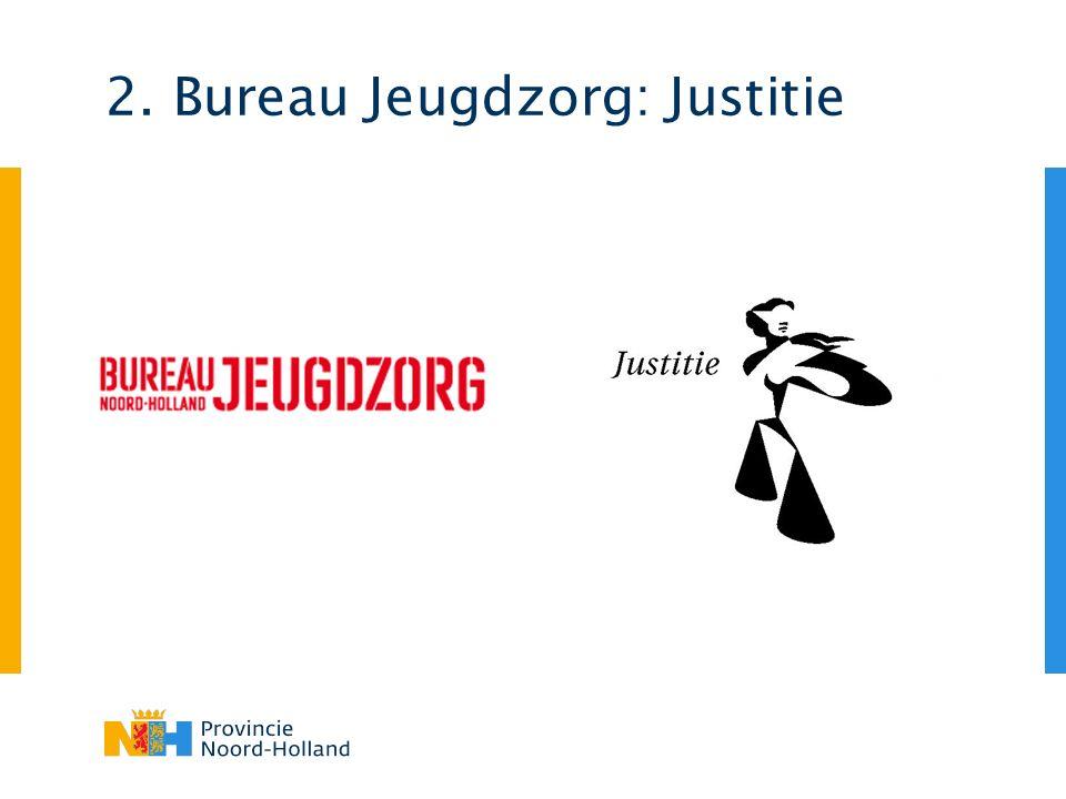 2. Bureau Jeugdzorg: Justitie