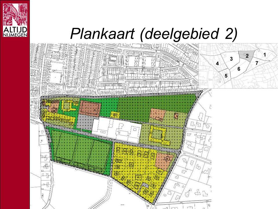 Plankaart (deelgebied 2)