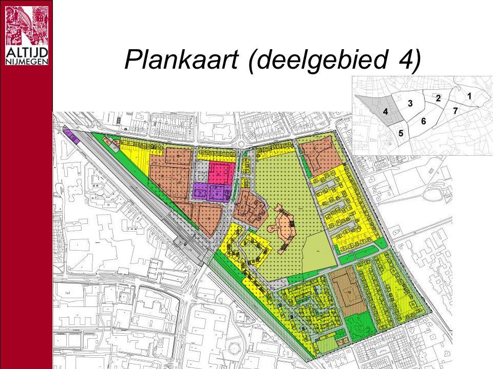 Plankaart (deelgebied 4)