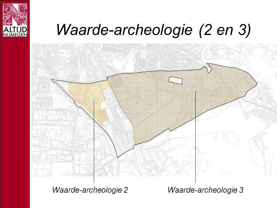 Waarde-archeologie (2 en 3) Waarde-archeologie 3Waarde-archeologie 2