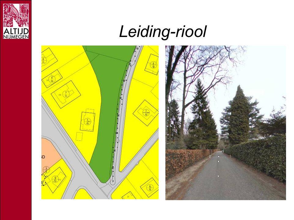 Leiding-riool
