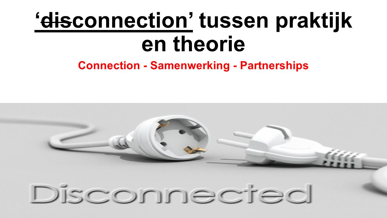 Connection - Samenwerking - Partnerships