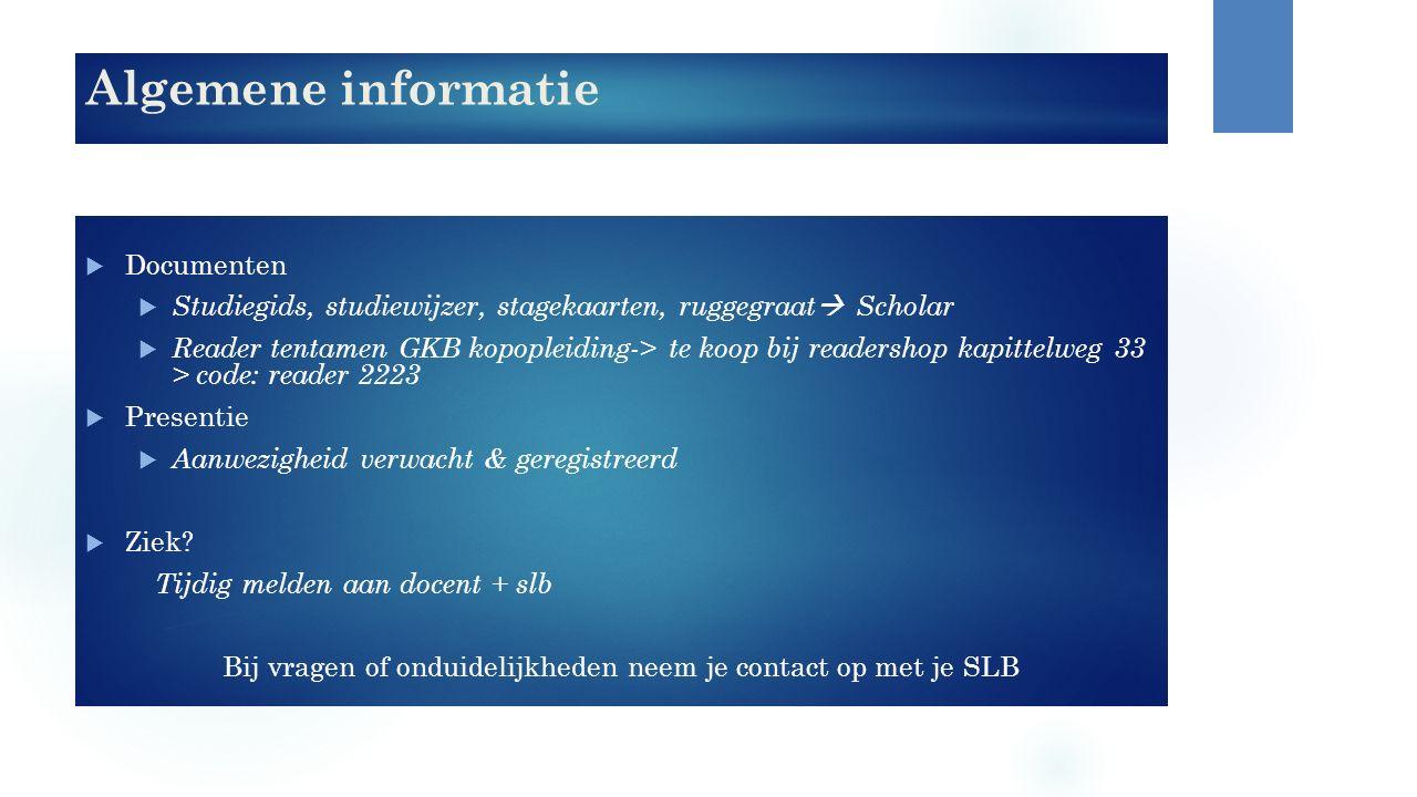 Algemene informatie Toetsing:  Leertaken  Kennistoets  Integrale toets (DPF)