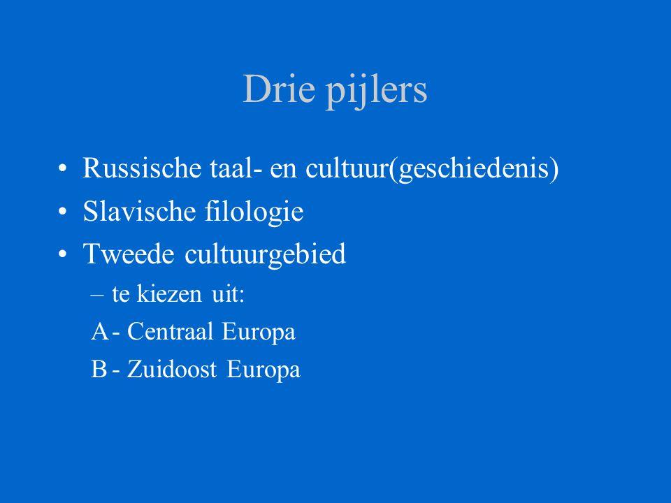 Major Zuidoost-Europese taal en cultuur bachelorproef 5