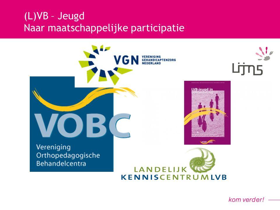(L)VB – Jeugd Naar maatschappelijke participatie