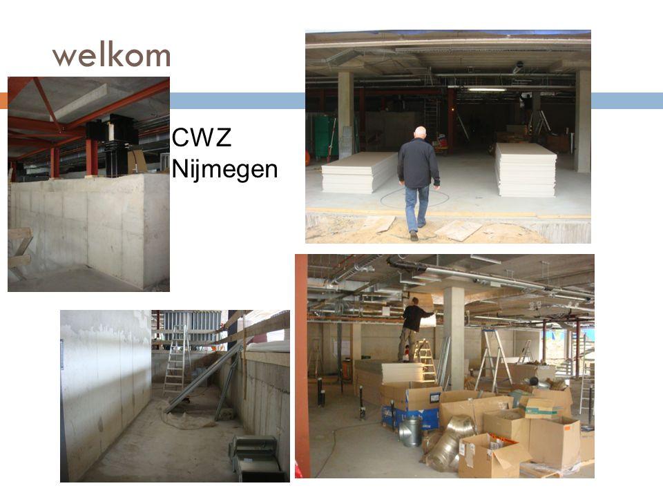 welkom 17 CWZ Nijmegen