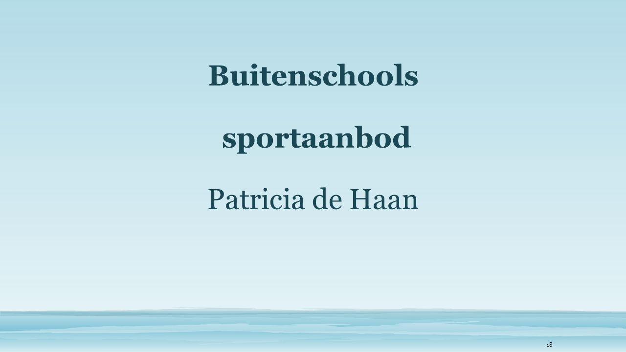 Buitenschools sportaanbod Patricia de Haan 18