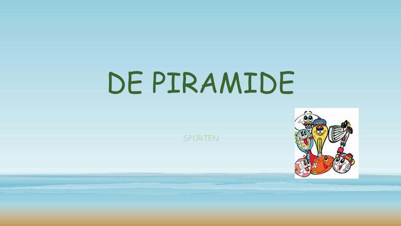 DE PIRAMIDE SPORTEN