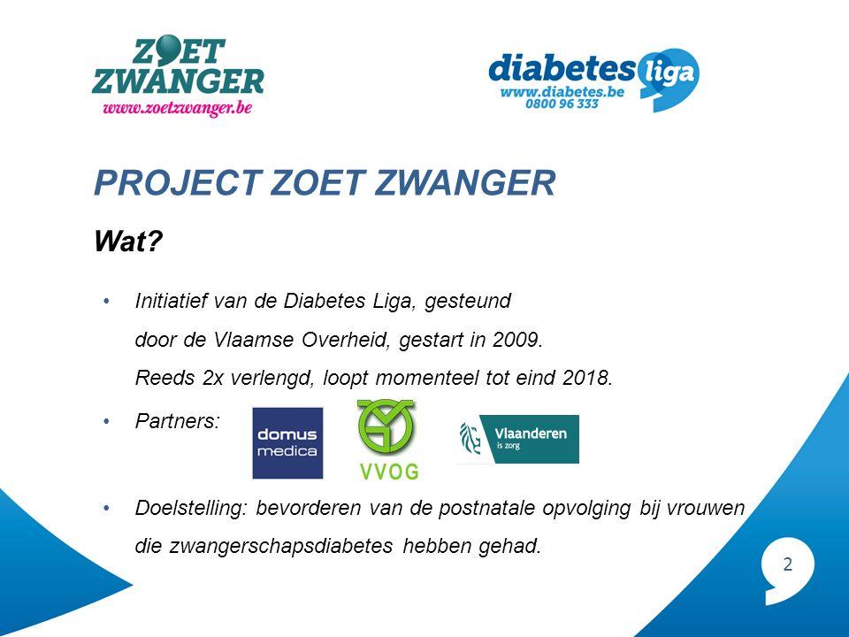 3 Opdrachten / methode CONCREET –Het promoten van leefstijlaanpassingen om diabetes te voorkomen.