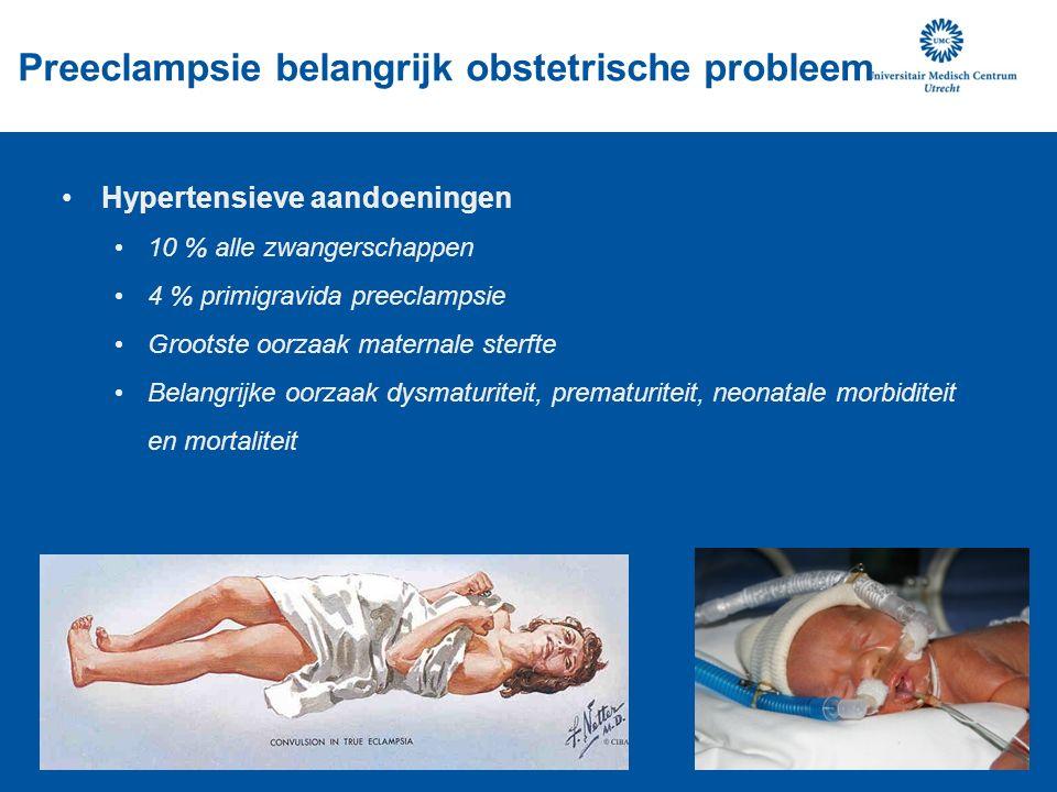 Maternal Mortality Rates (MMRs) due to preeclampsia 1.8 / 100,000 (1991-1999) a 0.8 / 100,000 (1995-2000) b a Chang J, et al.