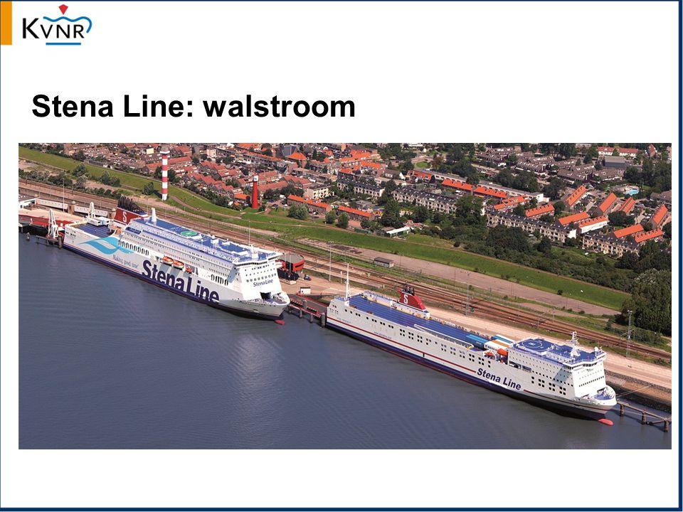 Stena Line: walstroom