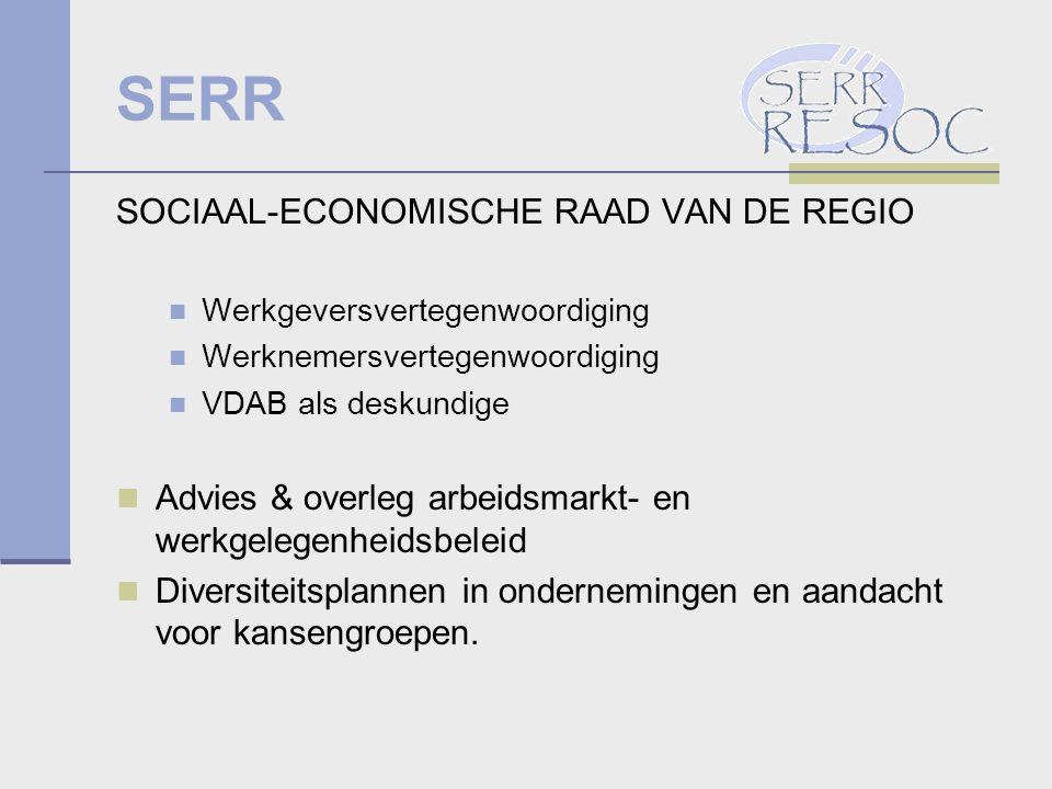 E.A.D.BELEIDSKADER In opdracht van minister Fr. Vandenbroucke (onderwijs & tewerkstelling).