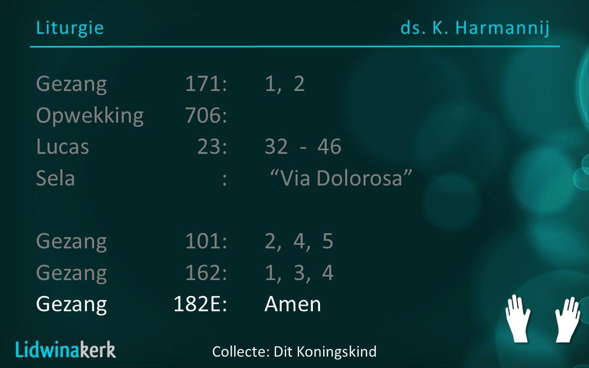 Liturgieds. K.
