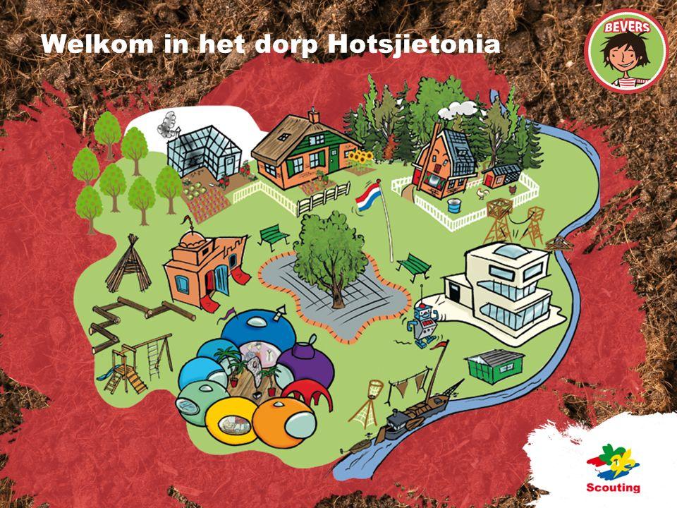 Welkom in het dorp Hotsjietonia
