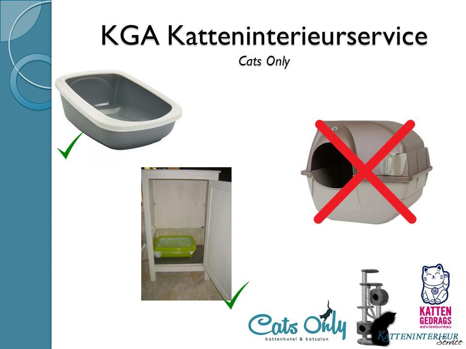 KGA Katteninterieurservice Cats Only