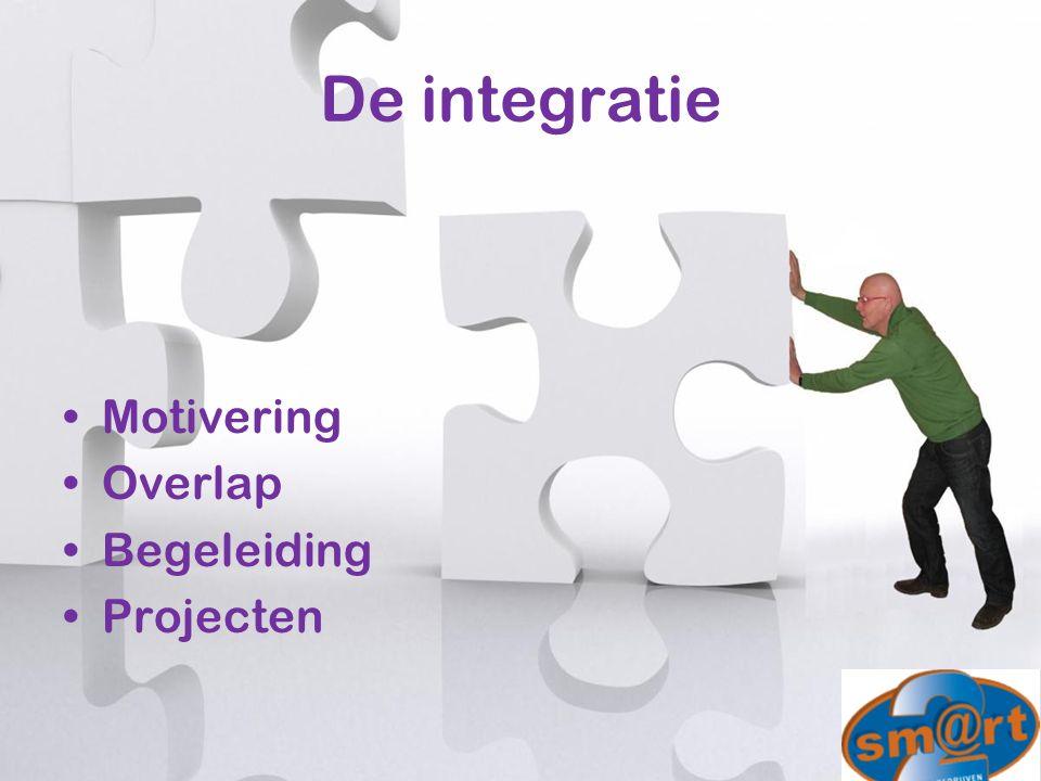 De integratie Motivering Overlap Begeleiding Projecten
