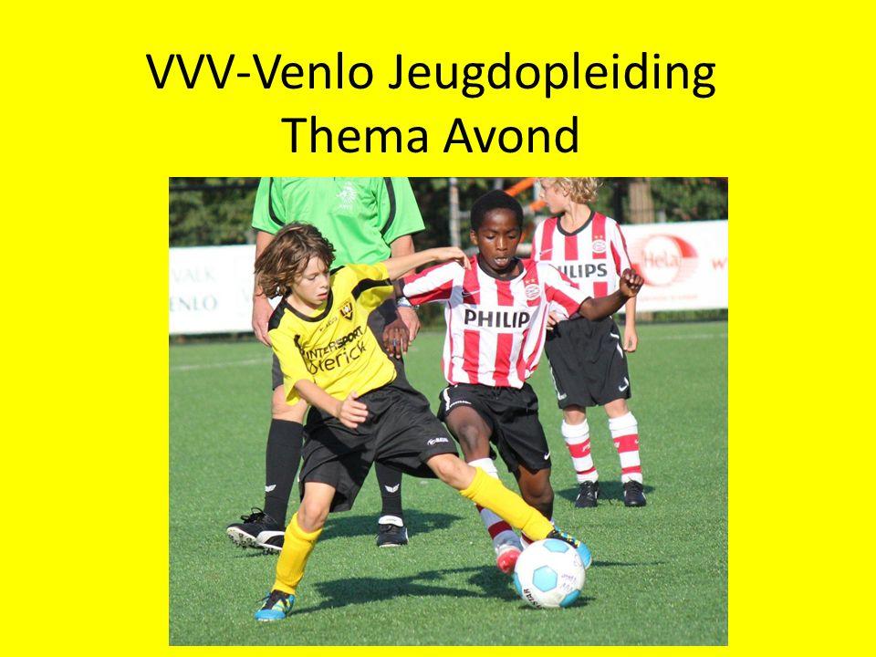VVV-Venlo Jeugdopleiding Thema Avond