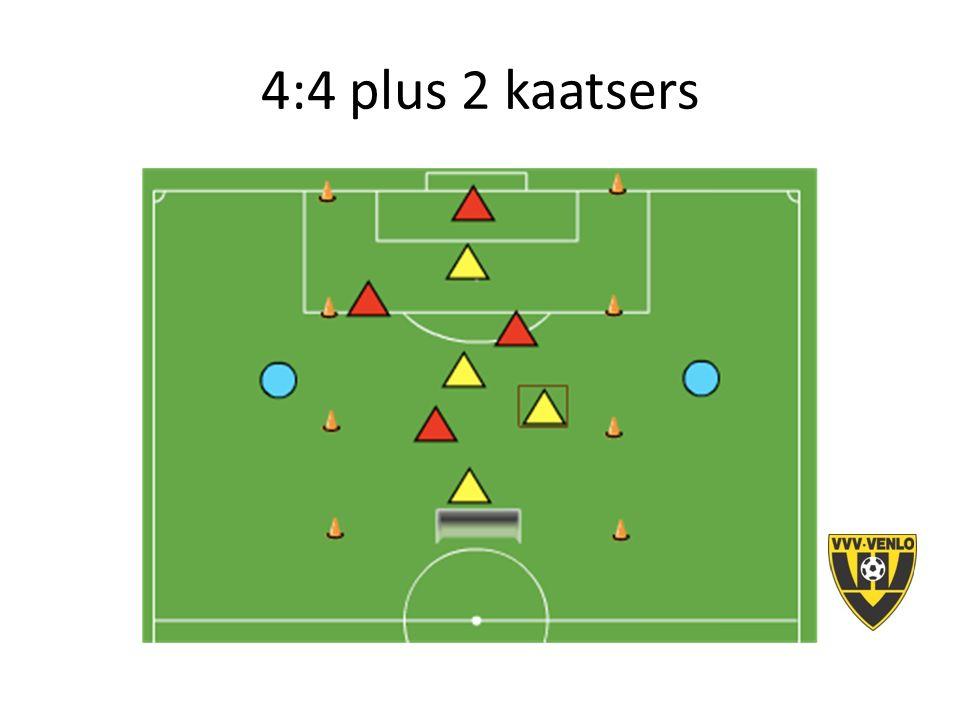 4:4 plus 2 kaatsers