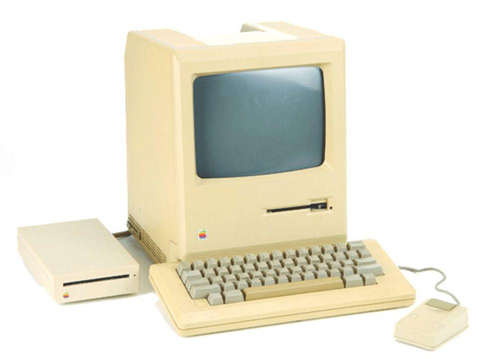 Hoe zag de eerste computer er uit