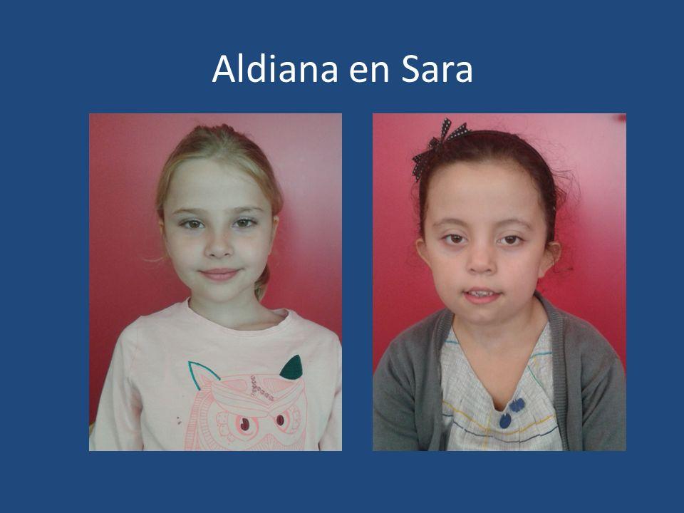 Aldiana en Sara