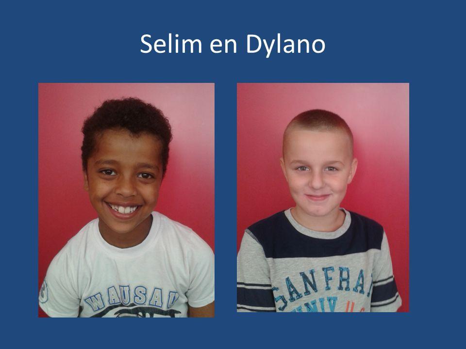 Selim en Dylano