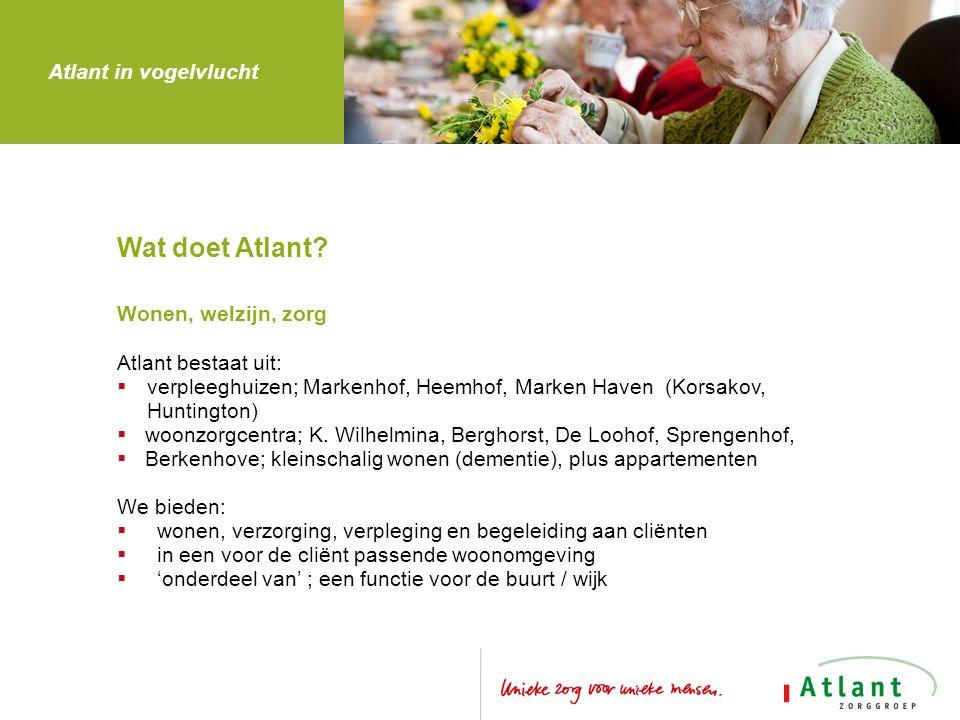 Wat doet Atlant.