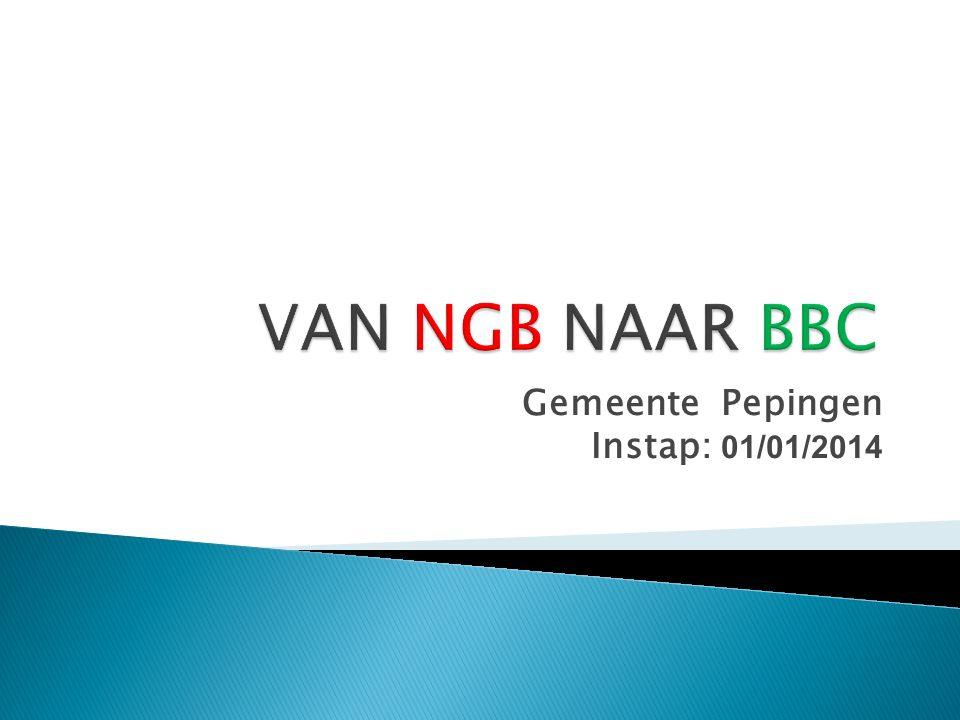 1) Raming resultaat 2013 = start 2014 Boekhoudkundig resultaat rekening 2012 Geraamd begrotingsresultaat 2013 ( incl.