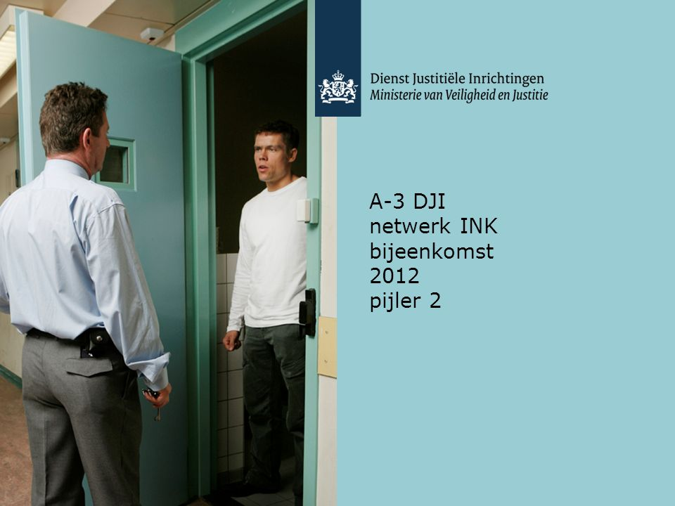A-3 DJI netwerk INK bijeenkomst 2012 pijler 2