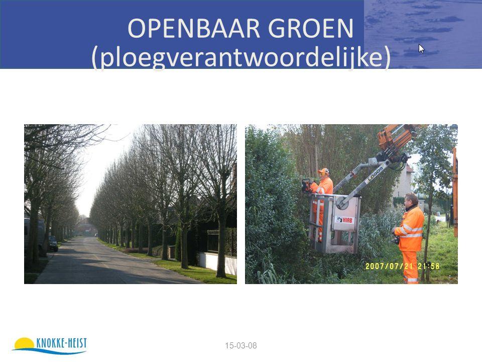 15-03-08 OPENBAAR GROEN (ploegverantwoordelijke)
