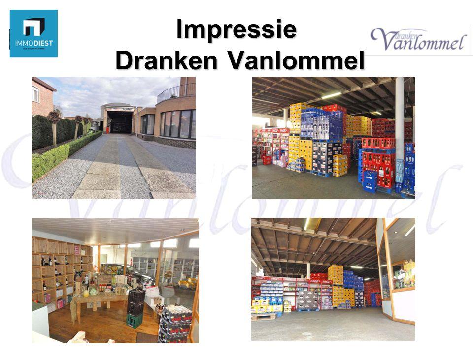 Impressie Dranken Vanlommel