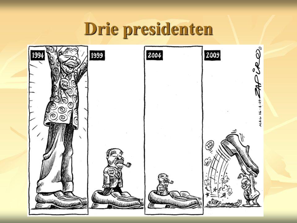 Drie presidenten