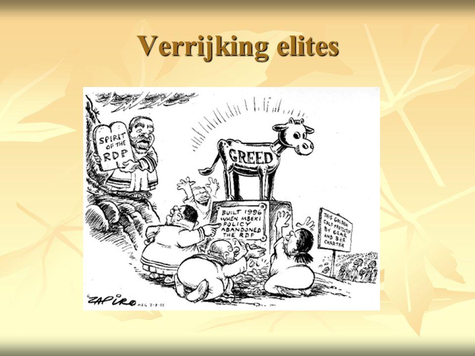Verrijking elites