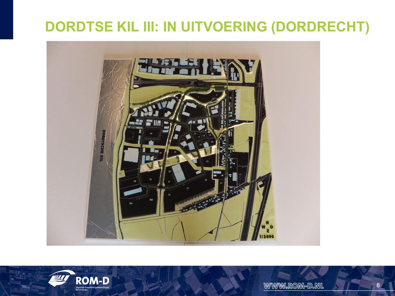 8 DORDTSE KIL III: IN UITVOERING (DORDRECHT)