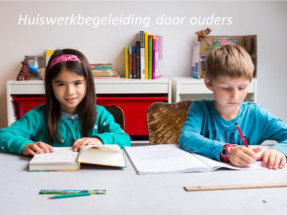 Huiswerkbegeleiding door ouders