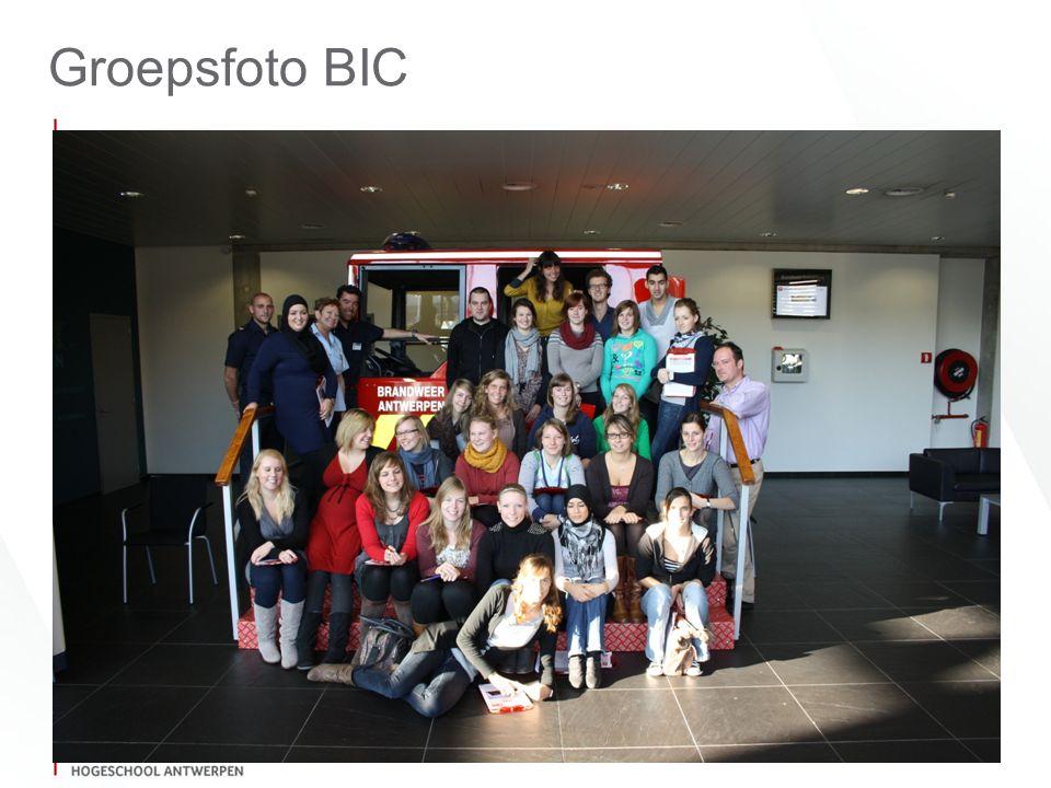 Groepsfoto BIC