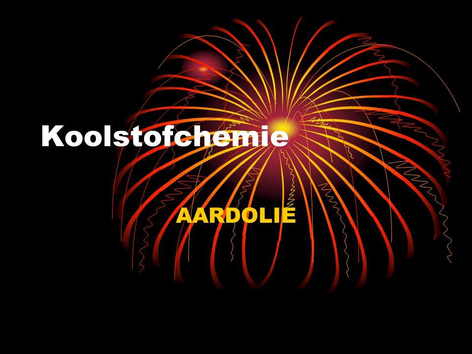 Koolstofchemie AARDOLIE