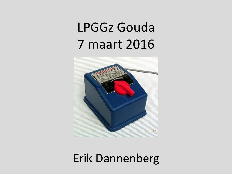 LPGGz Gouda 7 maart 2016 Erik Dannenberg