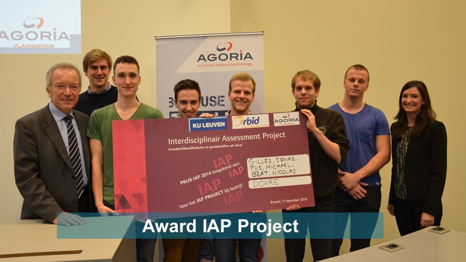 Award IAP Project