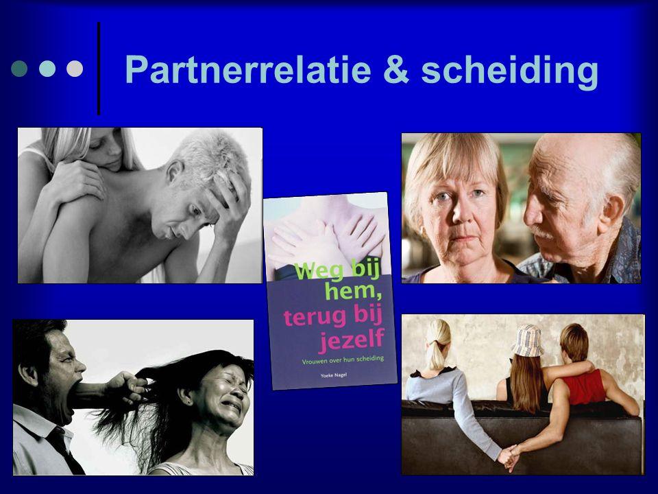 Partnerrelatie & scheiding