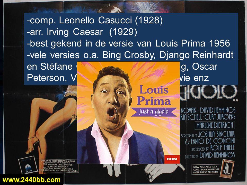 -comp. Leonello Casucci (1928) -arr.