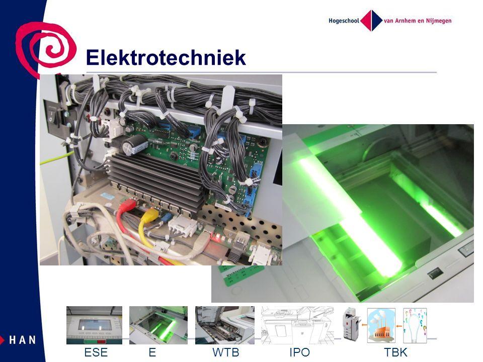 Elektrotechniek ESE E WTB IPO TBK