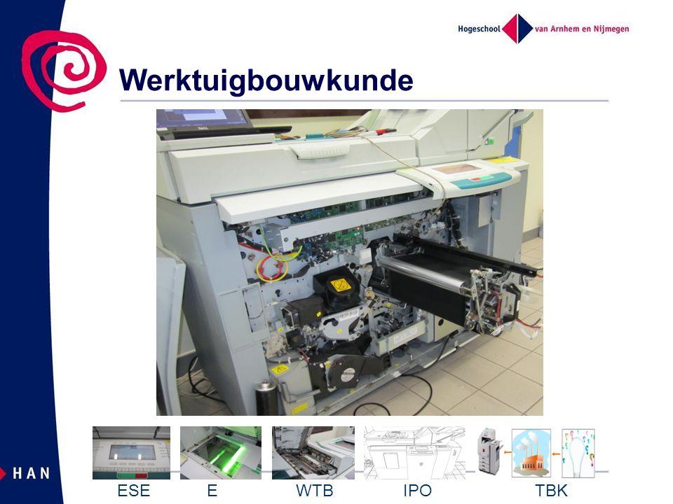 Werktuigbouwkunde ESE E WTB IPO TBK