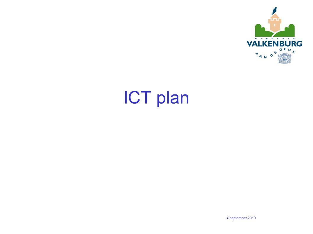 Tot Slot: -Samenwerking op het gebied van de ICT -Serieuze gesprekken met Maastricht -Insteek = continuïteit