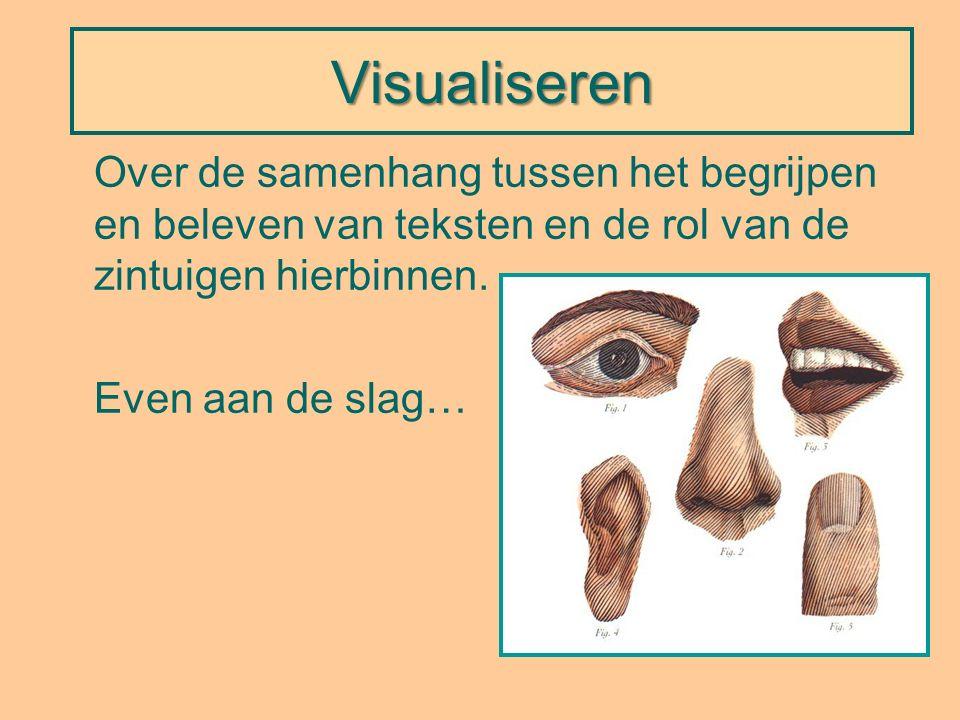 Tot slot: ruik en proef de tekst. Voor meer informatie AHFM.vande.Ven @windesheim.nl